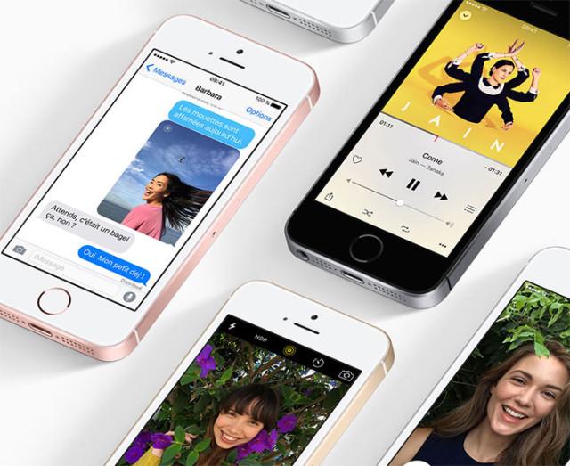 Autonomie iPhone SE