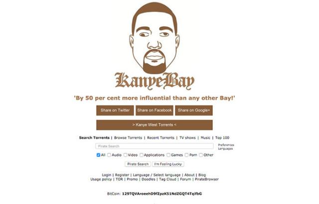 Capture Kanye Bay
