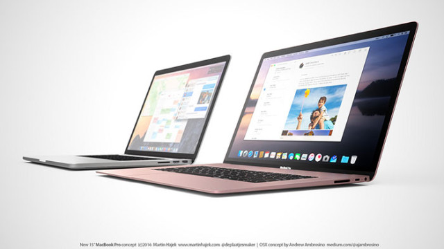 Concept MacBook Pro 2016 2