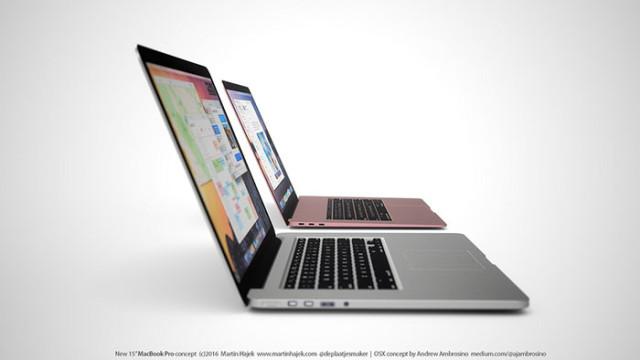 Concept MacBook Pro 2016 5