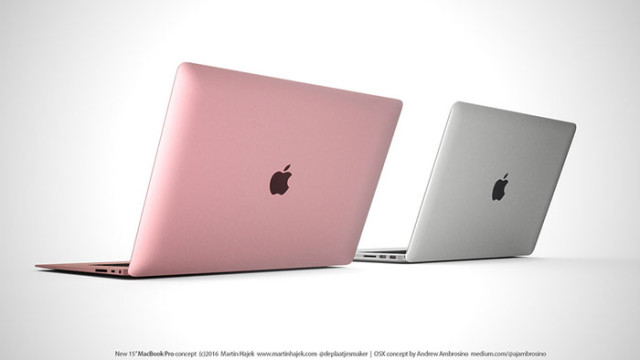 Concept MacBook Pro 2016 6
