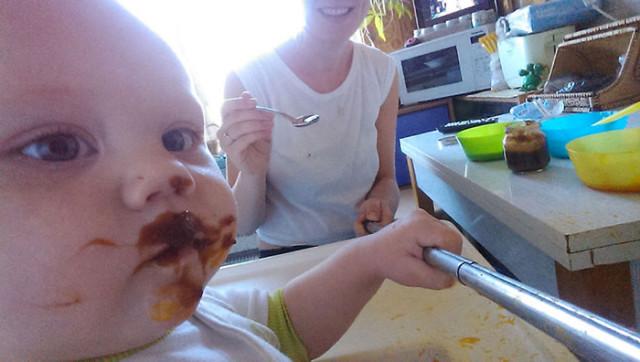 Selfie mama 5