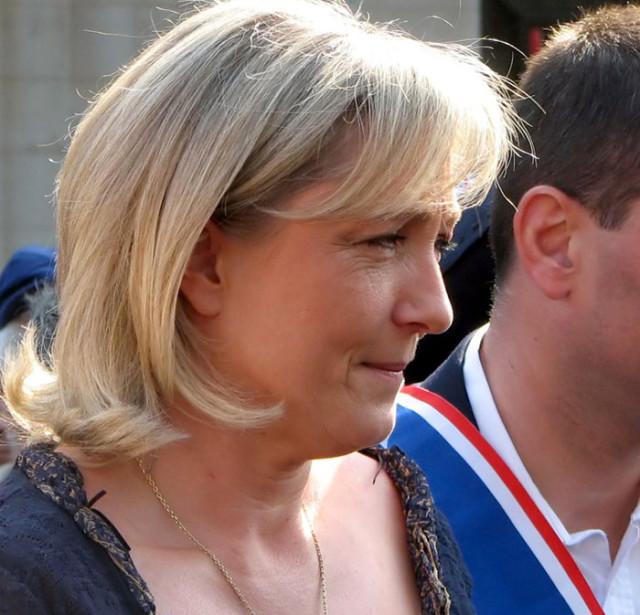 Marine Le Pen Facebook