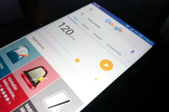 Le métronome de Google