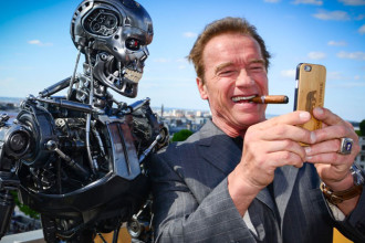 Selfie Terminator