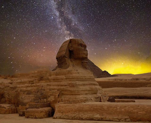 Sphinx Mars
