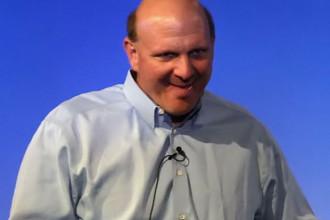 Steve Ballmer Linux
