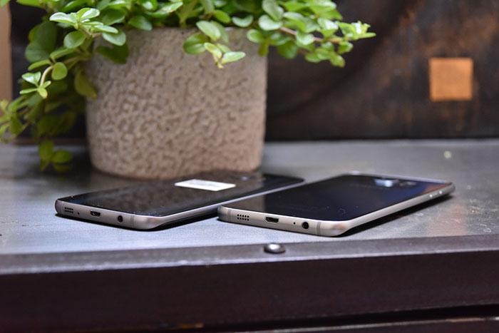 Test Galaxy S7 Edge 2
