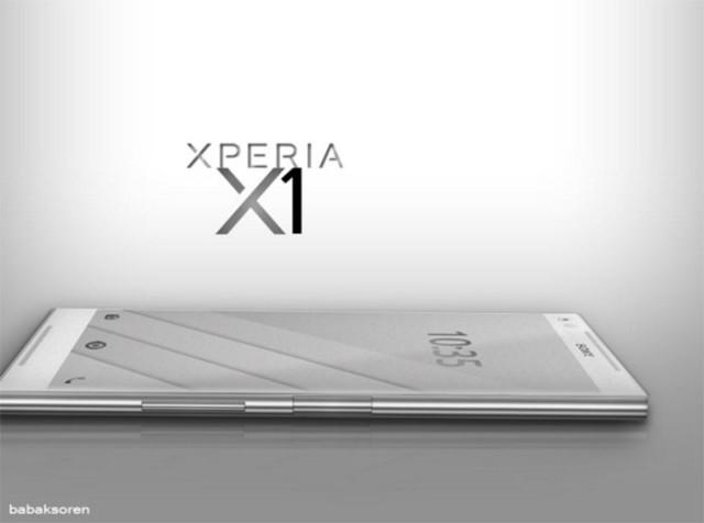 Xperia X1 : image 1