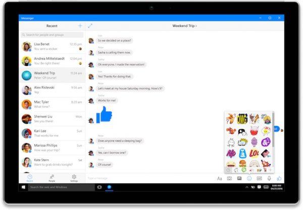 Facebook-Messener-Application-Windows-10
