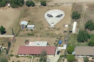 Aliens jardin