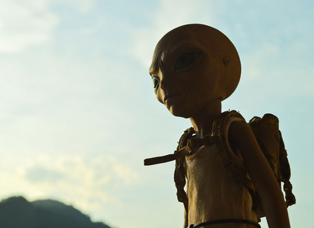 Alien Terre