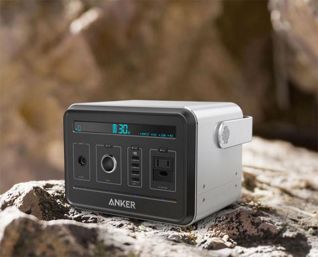 Anker PowerHouse : une batterie pour les baroudeurs, les vrais Anker-powerhouse-640x518