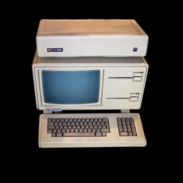 l'Apple Lisa
