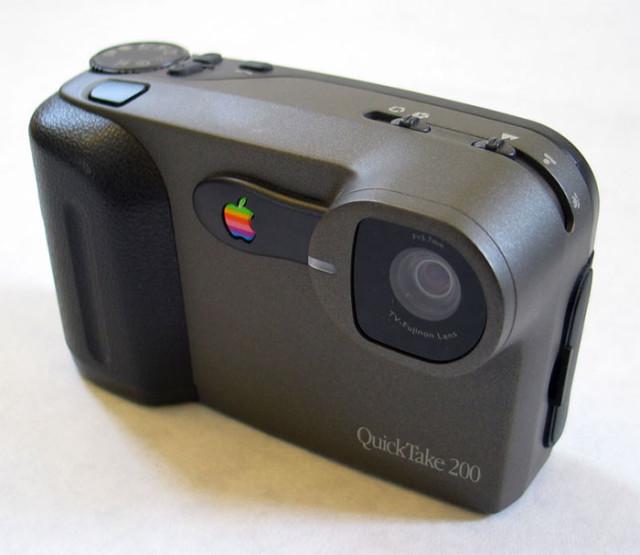 l'Apple QuickTake