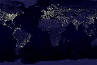 centrale solaire spatiale