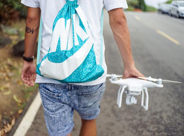 Dangers drones