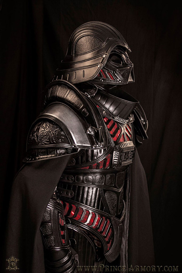 Armure Dark Vador 2