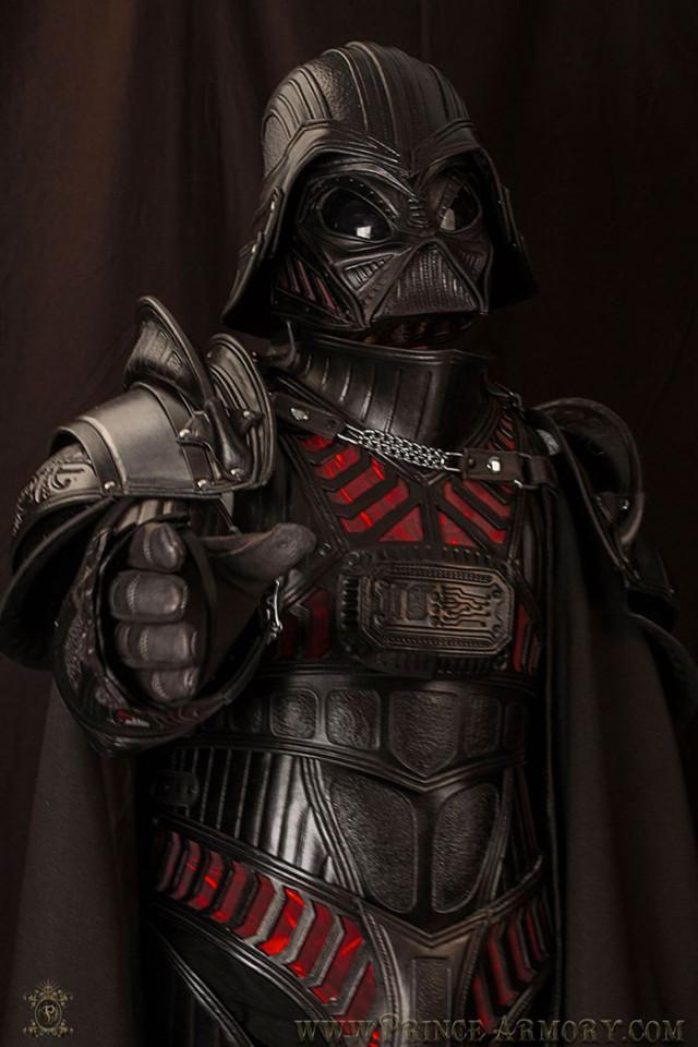 Armure Dark Vador 3