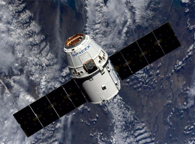 ISS Dragon