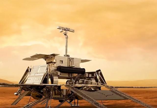 La mission ExoMars fait beaucoup parler d'elle depuis le début de