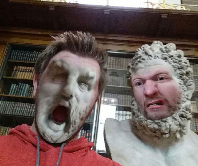 Face Swap Musée