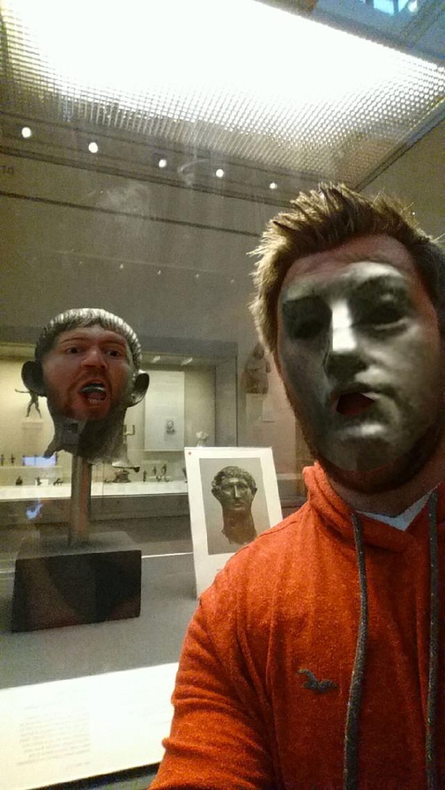 Face Swap Musée 2