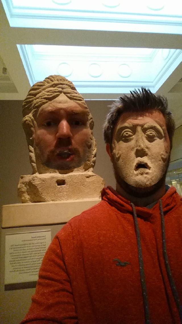 Face Swap Musée 3