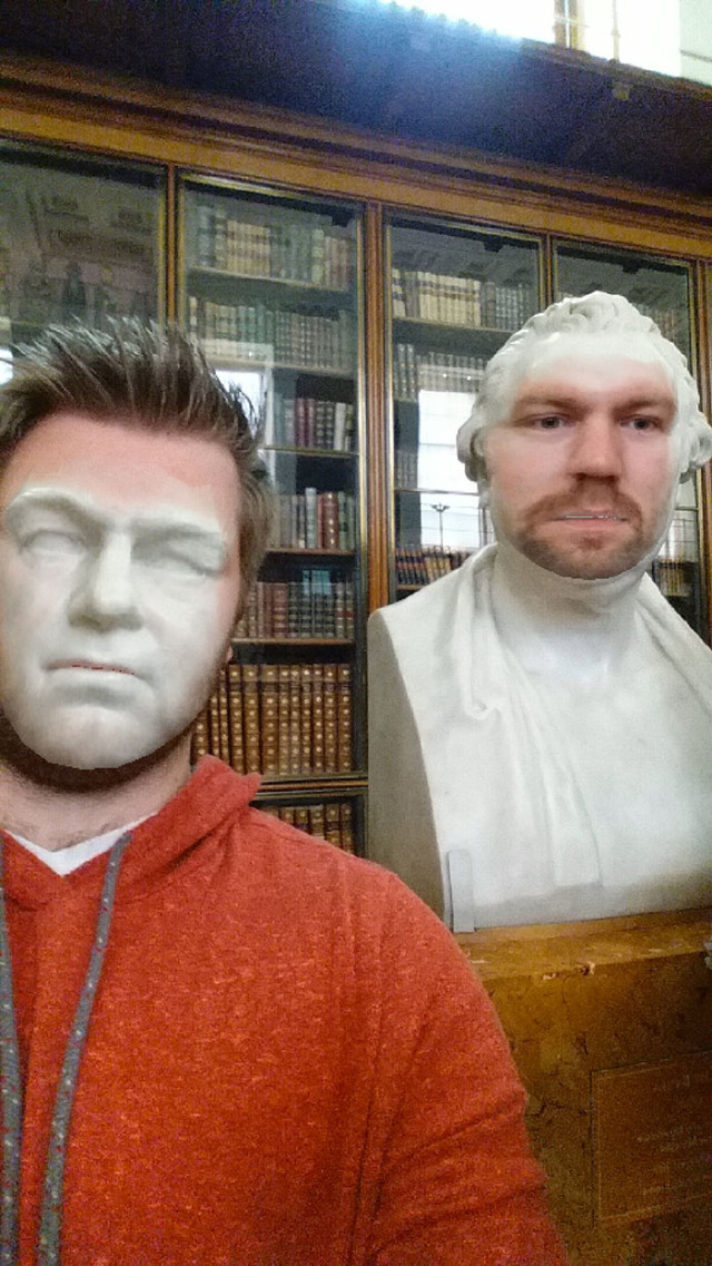 Face Swap Musée 4