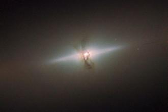 Galaxie Cannibale