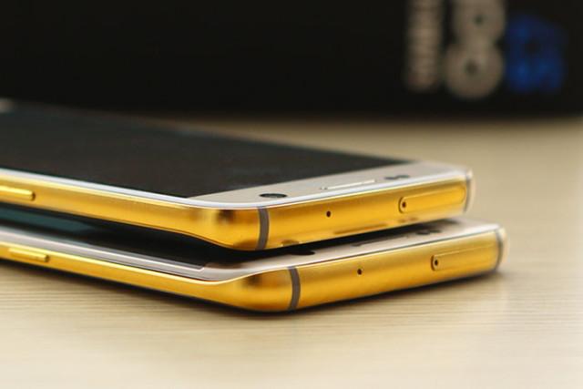 Samsung Galaxy S7 Gold : image 5