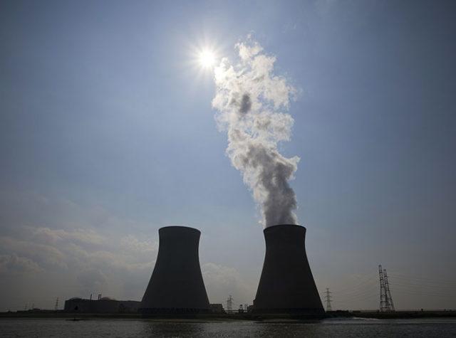 Hack centrale nucléaire