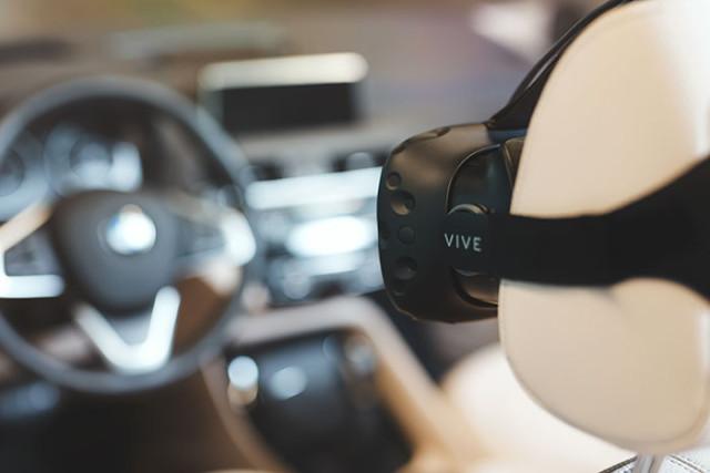 HTC Vive BMW : image 1