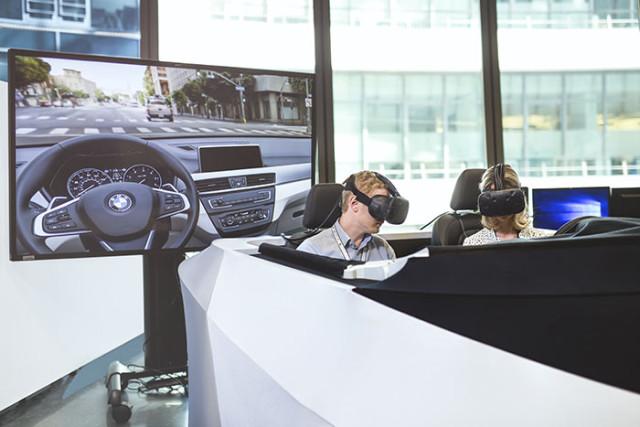 HTC Vive BMW : image 2