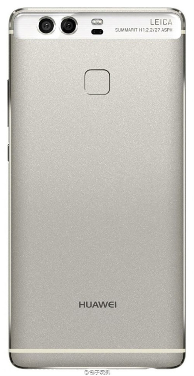 Rendu Huawei P9 : image 2