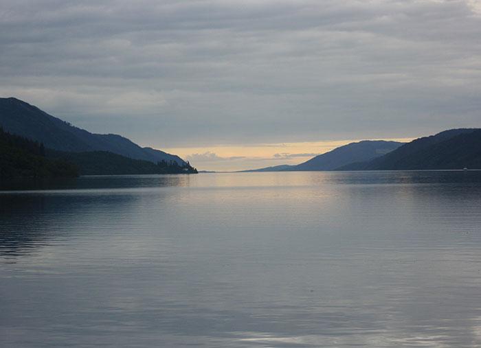 Le monstre du Loch Ness se baladerait-il dans la Tamise ?