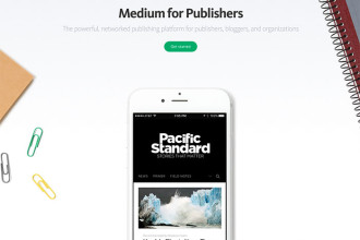 Medium for Publisher