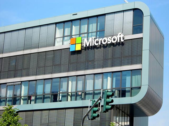 Microsoft gouvernement