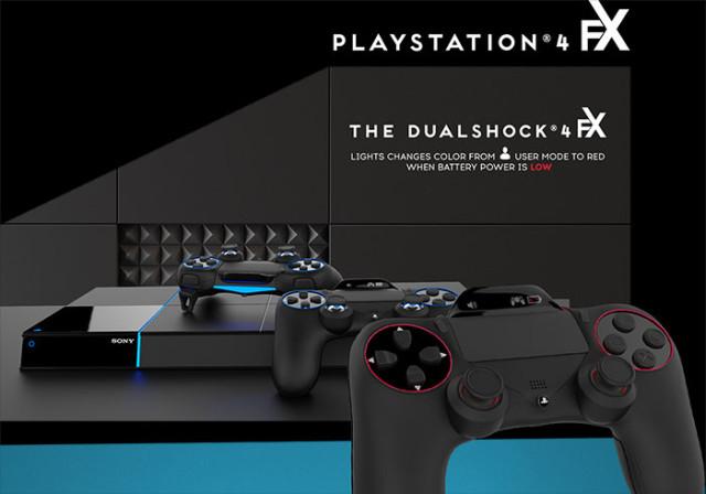PS4 FX