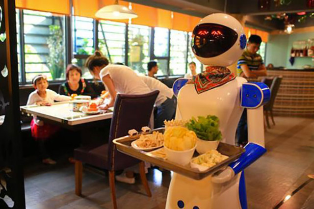 Robot Chine
