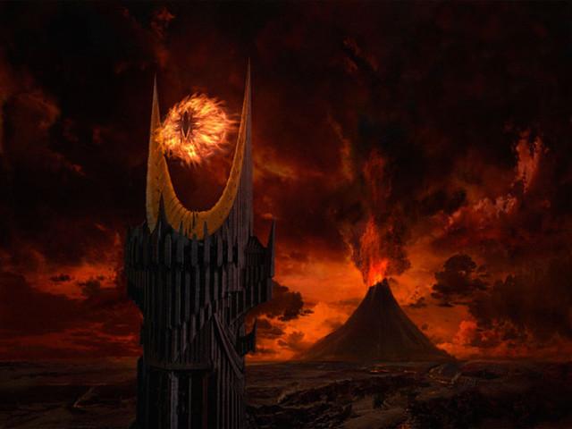 Oeil de Sauron 1