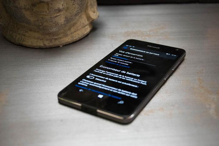 Test Lumia 650 : image 12