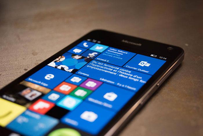Test Lumia 650 : image 16