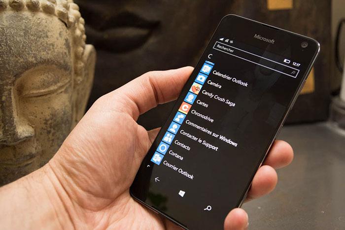 Test Lumia 650 : image 18