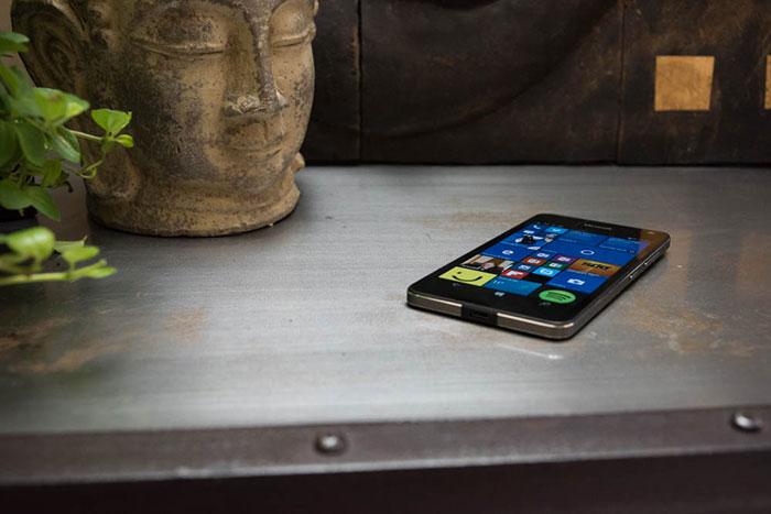 Test Lumia 650 : image 2