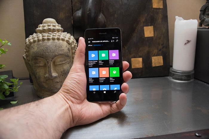 Test Lumia 650 : image 21