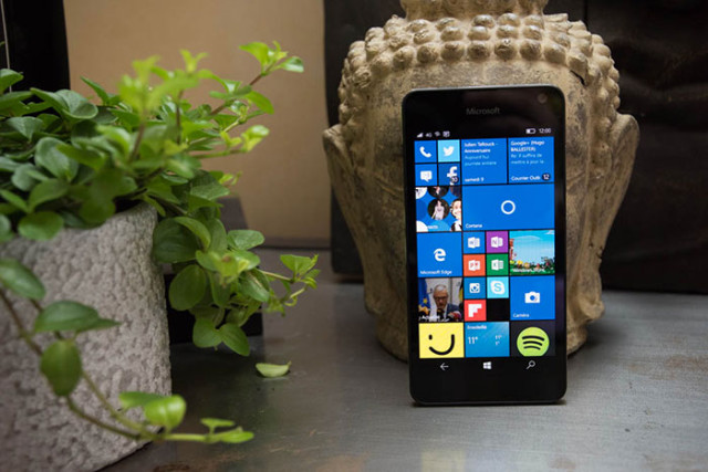 Test Lumia 650 : image 8