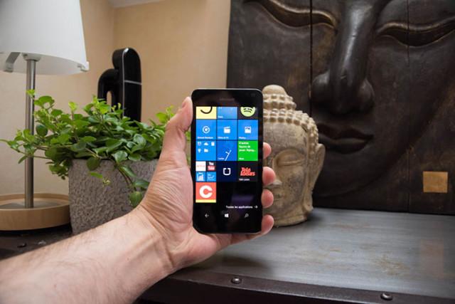 Test Lumia 650 : image 9