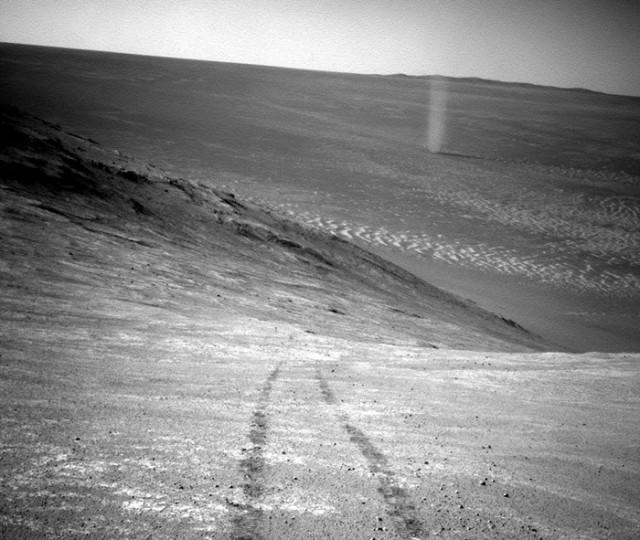 Tourbillon Mars
