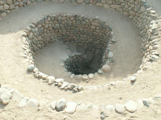 Ils ont résolu le mystère des trous de Nazca !